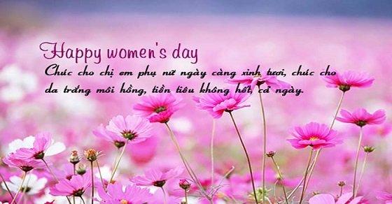 Lời chúc 20/10 hay nhất dành cho bạn bè, chị em phụ nữ
