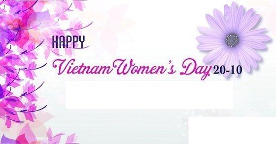 Bài diễn văn 20/10 chào mừng ngày Phụ nữ Việt Nam hay