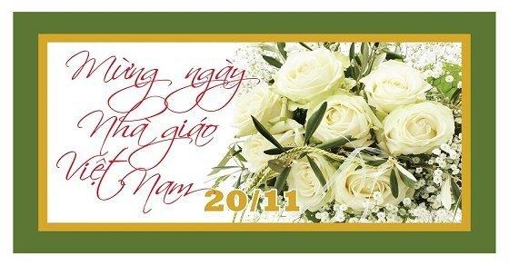 Lời chúc 20/11 dành cho mẹ, vợ, người yêu và bạn bè hay nhất