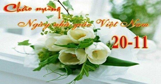 Những lời chúc 20/11 dành cho mẹ, vợ, người yêu và bạn bè