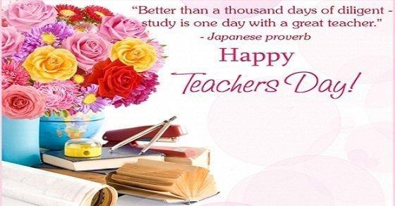 Những lời chúc 20/11 bằng tiếng Anh hay và ý nghĩa tặng thầy cô