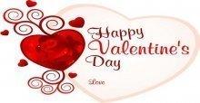 Những lời chúc Valentine ngọt ngào và lãng mạn nhất