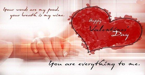 Những lời chúc valentine bằng tiếng Anh hay nhất