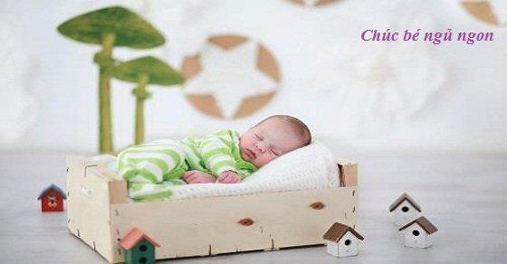 Những lời chúc bé ngủ ngon mỗi tối hay và ý nghĩa