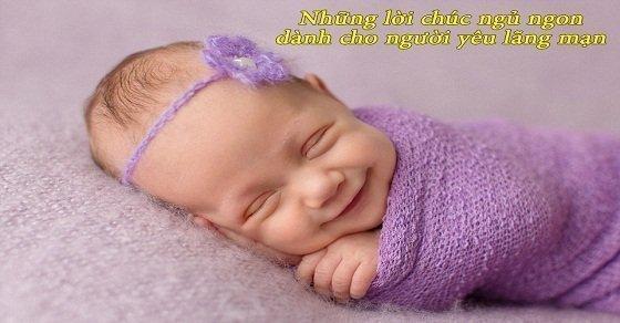 Những lời chúc ngủ ngon dành cho người yêu ngọt ngào