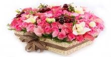 Chọn hoa valentine đẹp và thêm ngọt ngào, lãng mạn
