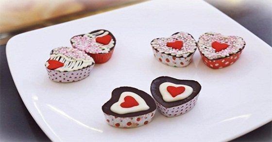 Chọn quà socola cho ngày valentine
