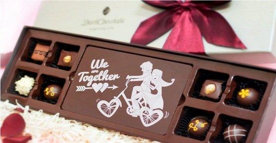 Làm quà tặng valentine handmade ý nghĩa tặng người yêu