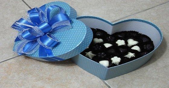 Socola valentine đơn giản mà đẹp