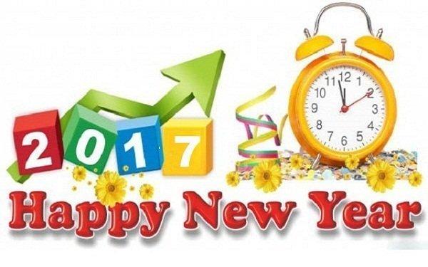 Lời chúc năm mới bằng tiếng Anh hay nhất