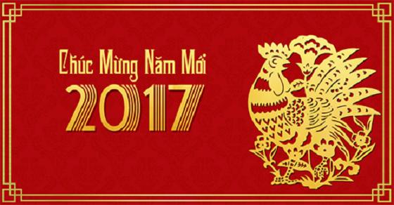 Những lời chúc xuân hay nhất 2017