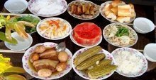 Cùng khám phá nét đặc sắc trong những món ăn ngày tết ở miền Nam