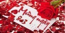Tuyển tập những lời chúc 8 3 hay và cực ý nghĩa dành tặng  mẹ