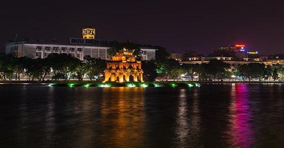 Hồ Gươm - biểu tượng của thủ đô Hà Nội