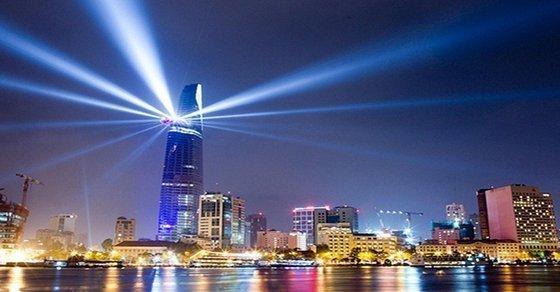 Ngắm cả Sài Gòn tại tòa nhà Bitexco