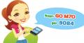 Cách đăng ký, cài đặt gói M70 Mobifone chỉ 70.000đ có ngay 1.6GB