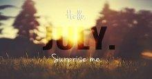 Stt chào tháng 7, câu nói hay về tháng 7 cực chất