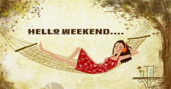 Thơ lời chúc cuối tuần cho bạn bè hay