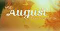 Chào tháng 8 - những stt, câu nói hay về tháng 8 yêu thương