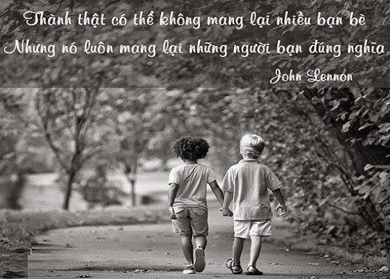 Tình bạn thân đáng trân trọng