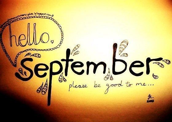 Stt hay chào tháng 9