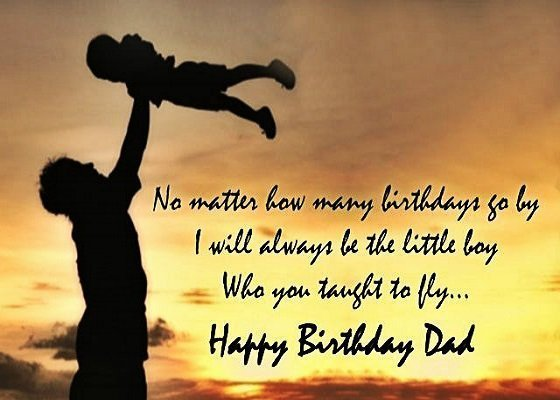 Lời chúc sinh nhật bố hay nhất