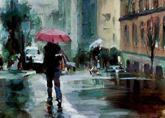 Stt tâm trạng buồn những ngày mưa