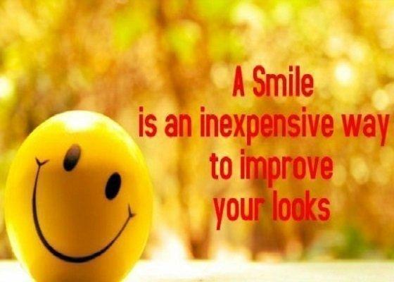 Câu nói hay nhất về nụ cười