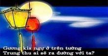Stt trung thu hay nhất - Những stt hay về tết trung thu Việt Nam