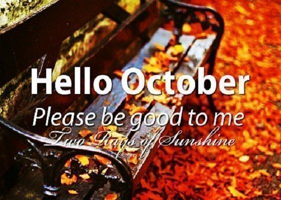 Chào tháng 10 bằng những câu nói hay