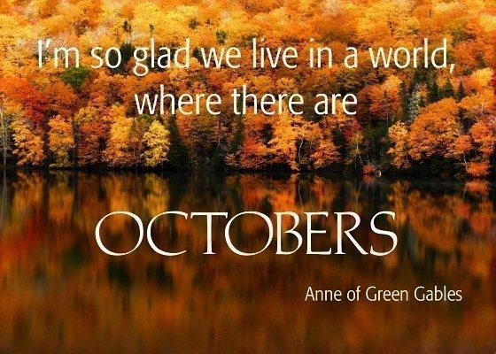 Chào tháng 10 bằng những stt hay nhất