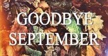 Tuyển tập những câu nói hay chào tạm biệt tháng 9