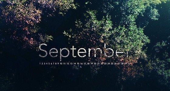 Câu nói hay chào tạm biệt tháng 9