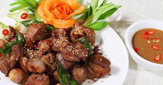 Thịt dê làm món gì ngon