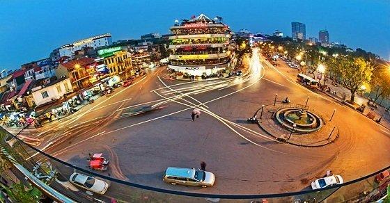 Hà Nội rực rỡ kỉ niệm ngày giải phóng thủ đô