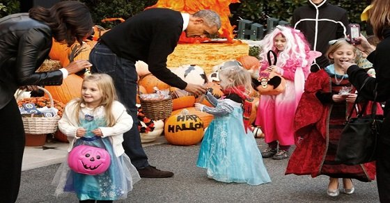 Halloween diễn ra hoành tráng tại Hoa Kỳ