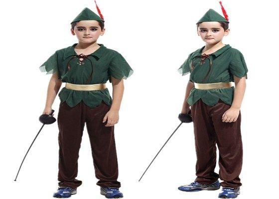 Trang phục Robin Hood ấn tượng
