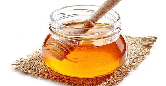 Trị nhiệt miệng bằng mật ong