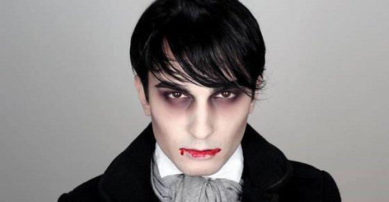 Trang điểm Halloween theo kiểu zombie