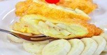Cách làm món bánh chuối chiên xù ngon giòn lâu