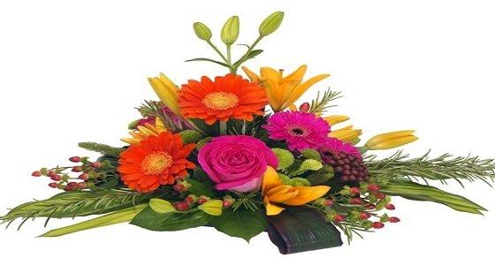 Cắm hoa chào mừng ngày 20-11