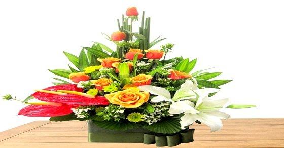 Cách cắm hoa ý nghĩa cho ngày 20-11