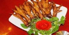 Cách làm chân gà nướng sa tế - Cách tẩm ướp và cách chế biến ngon nhất