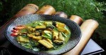 Cách làm món canh ốc nấu chuối đậu ngon nhất