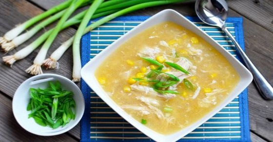 Súp gà ngô non – Một trong các món ăn mùa đông ngon nhất
