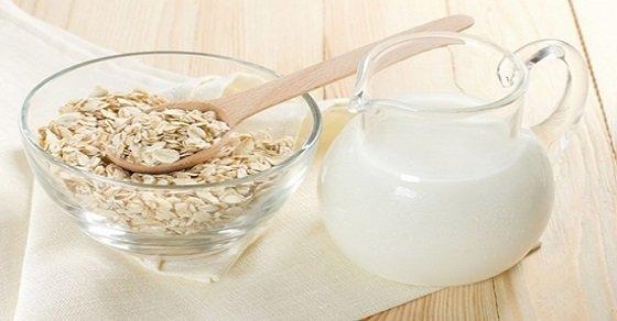 Cách nấu cháo yến mạch với sữa