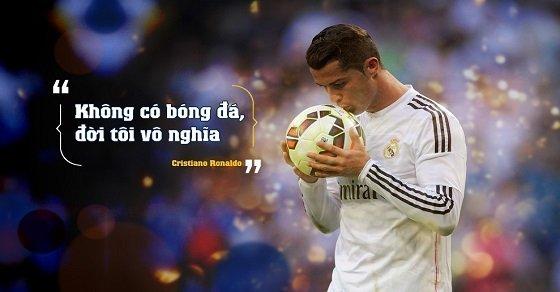 Những câu nói hay về đam mê bóng đá
