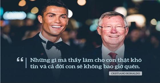 Sir Alex – Bậc thầy bóng đá với những câu nói đáng suy ngẫm
