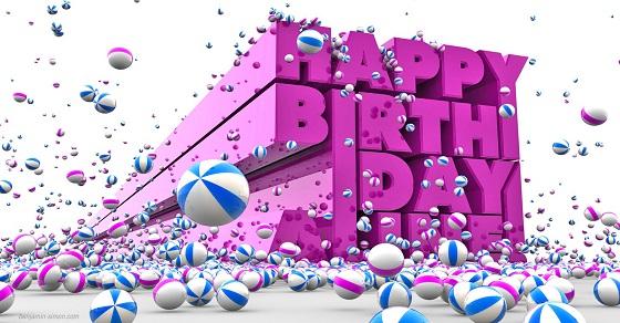 Lời chúc sinh nhật độc đáo trên facebook