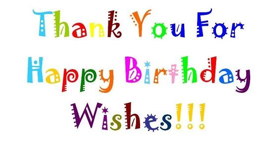 Lời cảm ơn chúc mừng sinh nhật trên facebook